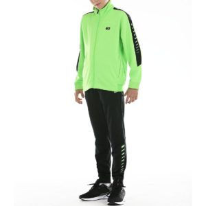 Chandal Curva Jhon Smith Negro/Verde
